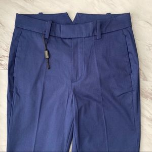 NWOT Massimo Dutti High Rise Chino Pants Size 2